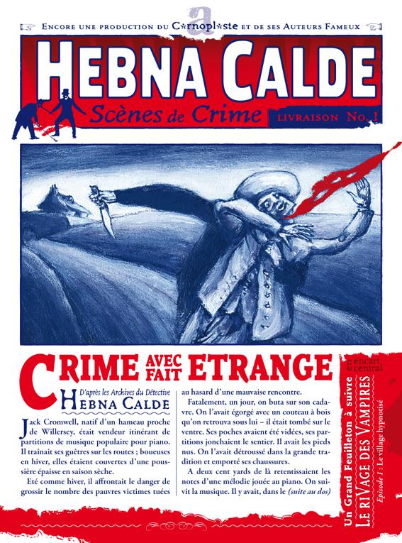 Hebna Calde No. 1 / recto